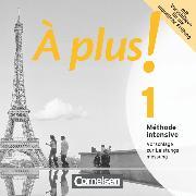 Cover-Bild zu À plus ! Méthode intensive, Band 1, Vorschläge zur Leistungsmessung, CD-Extra, CD-ROM und CD auf einem Datenträger von Mann-Grabowski, Catherine