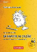 Cover-Bild zu À plus !, Nouvelle édition - Zu allen Ausgaben, Band 1, Un hamster au collège, Lektüre von Grabowski, Catherine
