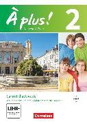 Cover-Bild zu À plus !, Nouvelle édition, Band 2, Carnet d'activités mit Audios und Videos online, Mit eingelegtem Förderheft von Jorißen, Catherine