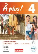 Cover-Bild zu À plus !, Nouvelle édition, Band 4, Carnet d'activités mit interaktiven Übungen auf scook.de , Mit Audios online und eingelegtem Förderheft von Jorissen, Catherine