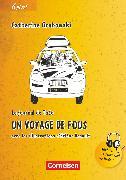 Cover-Bild zu À plus !, Nouvelle édition, Band 1, Un voyage de fous, Lektüre von Grabowski, Catherine