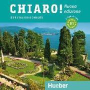 Cover-Bild zu Chiaro! B1 - Nuova edizione. 2 Audio-CDs von De Savorgnani, Giulia