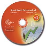 Cover-Bild zu Arbeitsbuch Elektrotechnik LF 5-13 interaktiv von Bastian, Peter
