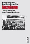 Cover-Bild zu Ausgänge von Rauh, Hans-Christoph (Hrsg.)