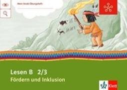 Cover-Bild zu Mein Anoki-Übungsheft. Lesen B. Fördern und Inklusion. Arbeitsheft 2./3. Schuljahr