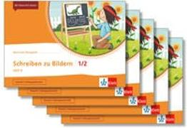 Cover-Bild zu Mein Anoki-Übungsheft. Schreiben zu Bildern 1/2. Heft A. Übungsheft im 5er-Paket Klasse 1/2