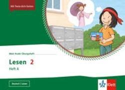 Cover-Bild zu Mein Anoki-Übungsheft. Lesen 2. Heft A. Übungsheft Klasse 2