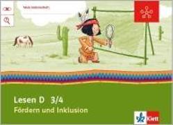 Cover-Bild zu Mein Anoki-Übungsheft. Lesen D. Fördern und Inklusion. Arbeitsheft 4. Schuljahr