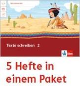 Cover-Bild zu Mein Indianerheft. texte schreiben. Arbeitsheft Klasse 2 (5-er Paket)