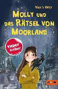 Cover-Bild zu Molly und das Rätsel von Moorland von Hardy, Vashti