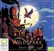 Cover-Bild zu Wildspark von Hardy, Vashti
