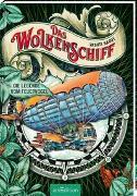 Cover-Bild zu Das Wolkenschiff - Die Legende vom Feuervogel (Das Wolkenschiff 2) von Hardy, Vashti