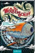 Cover-Bild zu Das Wolkenschiff - Aufbruch nach Südpolaris (Das Wolkenschiff 1) von Hardy, Vashti