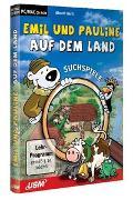 Cover-Bild zu Emil und Pauline auf dem Land (CD-ROM) von Bartl, Almuth