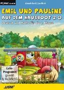 Cover-Bild zu Emil und Pauline auf dem Hausboot 2.0 von Bartl, Almuth