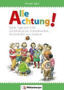 Cover-Bild zu Alle Achtung! von Bartl, Almuth