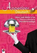 Cover-Bild zu Appetizer: Deutsch von Piel, Alexandra