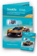Cover-Bild zu SimKfz EFA6.1 - Version 2021 - Einzellizenz Freischaltcode auf Keycard von Fischer, Richard