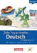 Cover-Bild zu Lextra - Deutsch als Fremdsprache, Jeden Tag ein bisschen Deutsch, A1-B1: Band 1, Selbstlernbuch von Dörr, Lisa