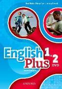 Cover-Bild zu English Plus: Levels 1 and 2: DVD (Levels 1 and 2) von Wetz, Ben