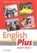 Cover-Bild zu English Plus 2. Student's Book with German Wordlist von Wetz, Ben