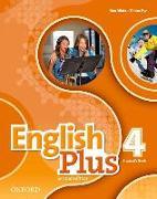 Cover-Bild zu English Plus: Level 4: Student's Book von Wetz, Ben