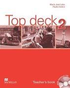 Cover-Bild zu Top Deck 2. Teacher's Book von Lobo, Maria José