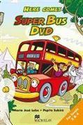 Cover-Bild zu Here Comes Super Bus 3-4 DVD von Virseda, Maria Jose Lobo