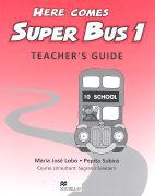 Cover-Bild zu Level 1: Teacher's Book - Here Comes Super Bus