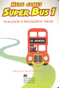 Cover-Bild zu Level 1: Teacher's Resource Pack - Here Comes Super Bus