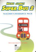 Cover-Bild zu Level 2: Teacher's Resource Pack - Here Comes Super Bus