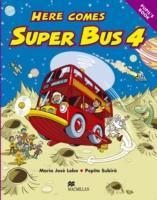 Cover-Bild zu Level 4: Pupil's Book - Here Comes Super Bus