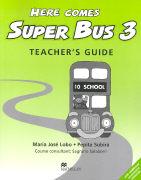 Cover-Bild zu Level 3: Teacher's Guide - Here Comes Super Bus