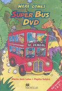 Cover-Bild zu Level 1 und 2: DVD - Here Comes Super Bus