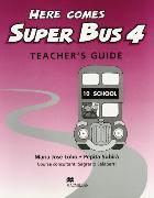 Cover-Bild zu Level 4: Teacher's Book - Here Comes Super Bus