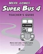 Cover-Bild zu Level 4: Activity Book - Here Comes Super Bus
