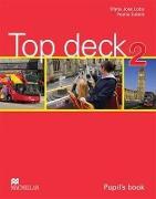 Cover-Bild zu Top Deck 2. Pupil's Book von Lobo, María José