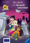 Cover-Bild zu Erstleser - leichter Lesen: Die Girls vom Gruselinternat von Schwarz, Thea