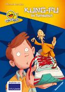 Cover-Bild zu Erstleser - leichter Lesen: Kung-Fu im Turnschuh von Petrowitz, Michael