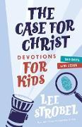 Cover-Bild zu Strobel, Lee: The Case for Christ Devotions for Kids (eBook)