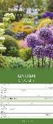 Cover-Bild zu Gärten 2022 Familienplaner - Wandkalender - Familienkalender - 19,5x45 von Alpha Edition (Hrsg.)