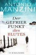 Cover-Bild zu Manzini, Antonio: Der Gefrierpunkt des Blutes