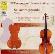 "Cover-Bild zu Accardo, Salvatore: ""IL CREMONESE"" Antonio Stradivari,1715"