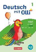 Cover-Bild zu Deutsch mit Olli, Erstlesen - Ausgabe 2021, 1. Schuljahr, Arbeitsheft Start in Druckschrift, Mit Lauttabelle, Testheft und BOOKii-Funktion