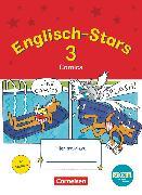 Cover-Bild zu Englisch-Stars, BOOKii-Ausgabe, 3. Schuljahr, Übungsheft Comics, Mit Lösungen von Gleich, Barbara