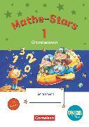 Cover-Bild zu Mathe-Stars, Grundwissen - BOOKii-Ausgabe, 1. Schuljahr, Übungsheft, Mit Lösungen von Hatt, Werner