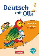 Cover-Bild zu Deutsch mit Olli, Lesen 2-4 - Ausgabe 2021, 2. Schuljahr, Arbeitsheft Basis / Plus, Mit BOOKii-Funktion von Eutebach, Simone