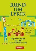 Cover-Bild zu Rund um ..., Sekundarstufe I, Rund um Lyrik, Kopiervorlagen von Greisbach, Michaela