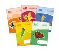 Cover-Bild zu Brinkmann, Erika: ABC Lernlandschaft. Basis-Paket 1. SJ. Arbeitshefte