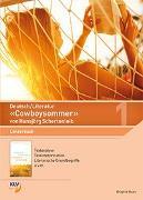 Cover-Bild zu Deutsch - Cowboysommer von Haas, Brigitte